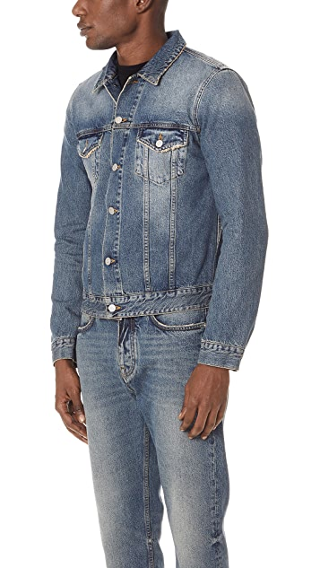 Harmony Dimitir Denim Jacket