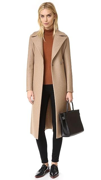 Harris Wharf London Boxy Duster Coat