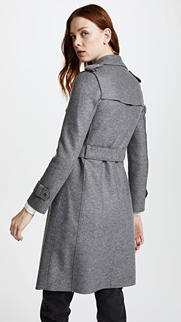Harris Wharf London Trench Coat