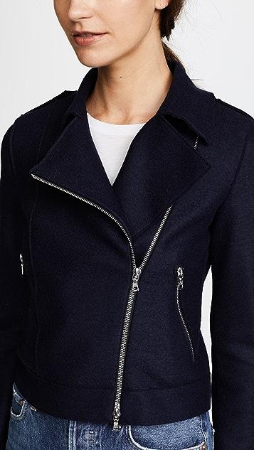 Harris Wharf London Biker Jacket