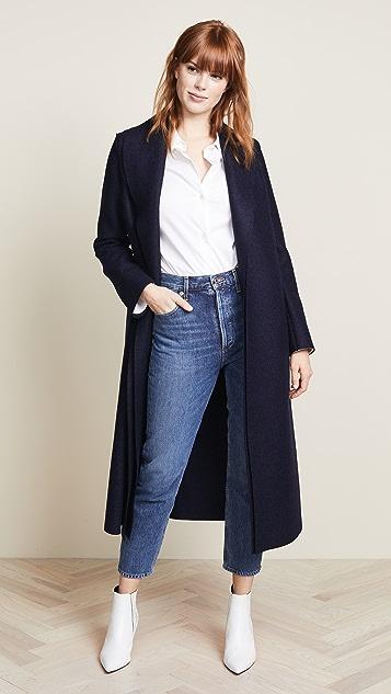 Harris Wharf London Gown Coat