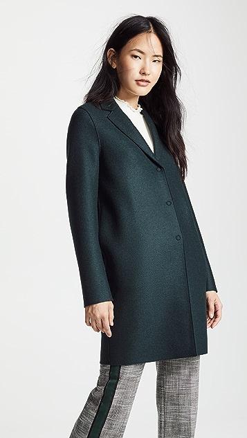 Harris Wharf London Cocoon Coat