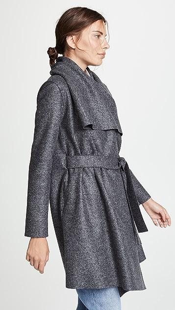 Harris Wharf London Blanket Coat