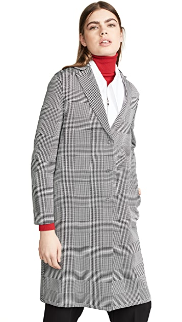 Harris Wharf London Prices Of Wales Overcoat