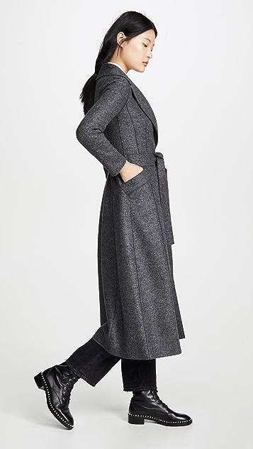 Harris Wharf London Long Duster Coat