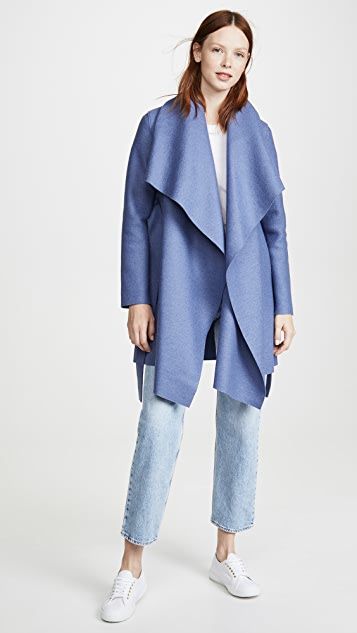 Harris Wharf London Blanket Coat