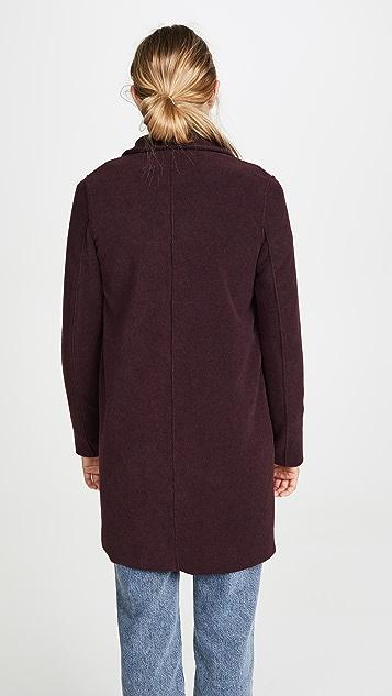 Harris Wharf London Свободное пальто Polaire
