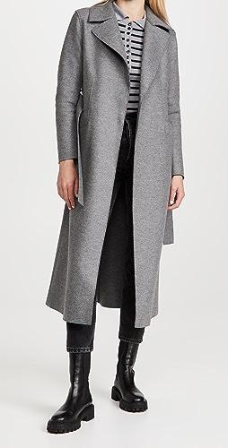 Harris Wharf London - Women Long Maxi Coat