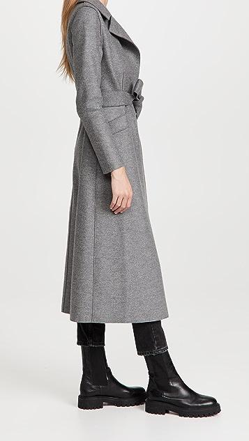 Harris Wharf London 女士长款大衣