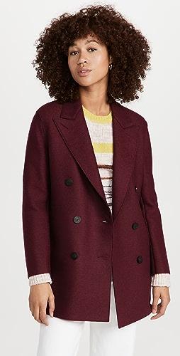Harris Wharf London - 休闲厚呢大衣