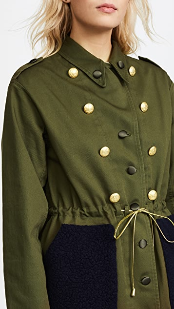 Harvey Faircloth Field Coat