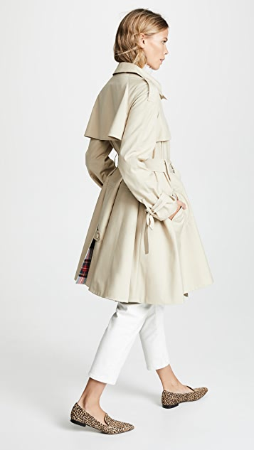 Harvey Faircloth Trench Coat