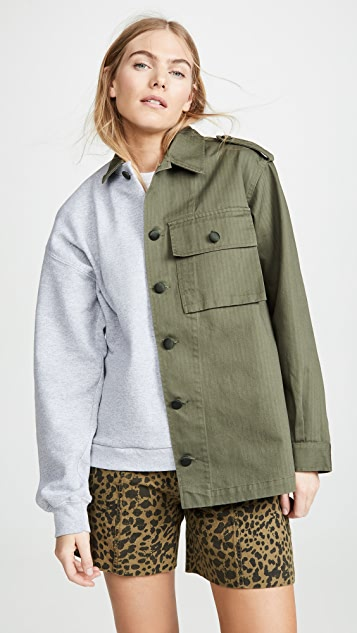 Harvey Faircloth Hybrid Field Jacket