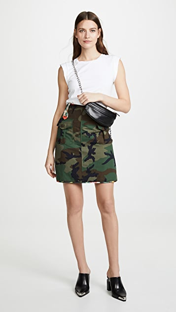 Harvey Faircloth Utility Skirt