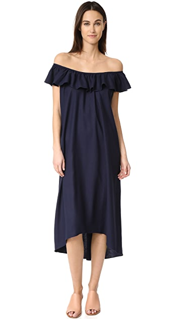 HATCH The Daisy Flutter Dress