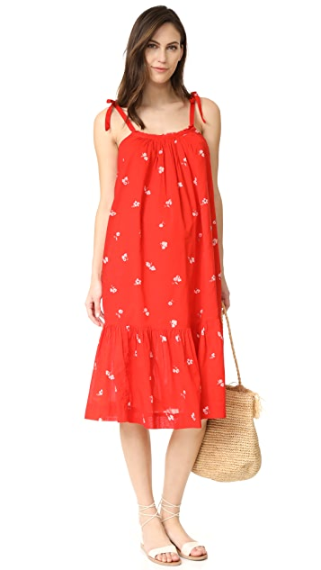 HATCH The Zoe Maxi Dress