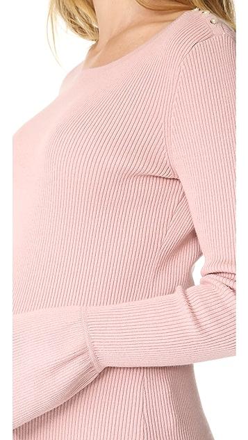 HATCH Tulip Sleeve Sweater
