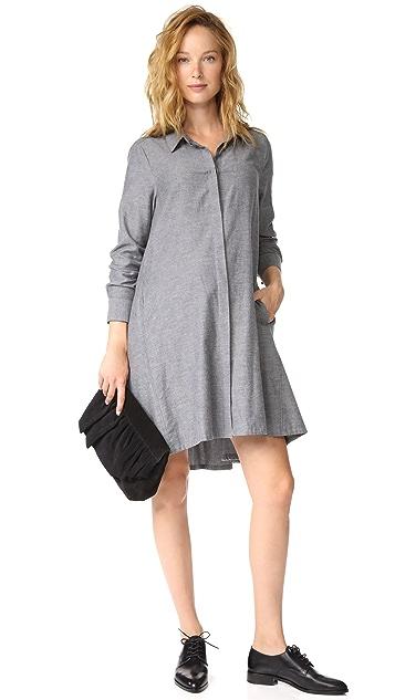 HATCH Maggie Flannel Dress