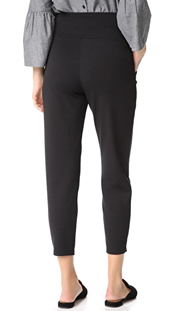 HATCH High Waisted Ponte Pants