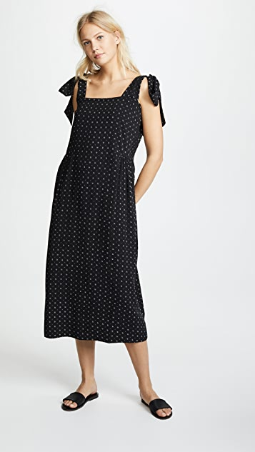 HATCH Kate Bowtie Dress