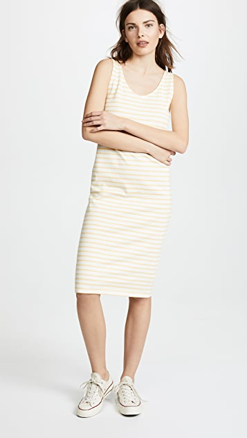 HATCH Bateau Tank Dress