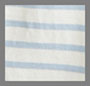 Blue Ivory Stripe