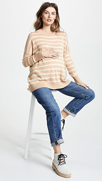 The Clementine Sweater by Hatch