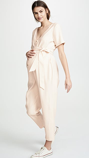 HATCH Noelle Jumpsuit