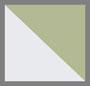 杉木绿/白色条纹