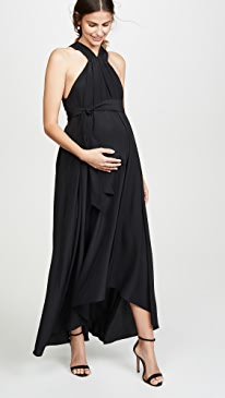 The Fete Maternity Gown