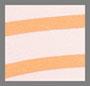 Blush/Marigold Stripe