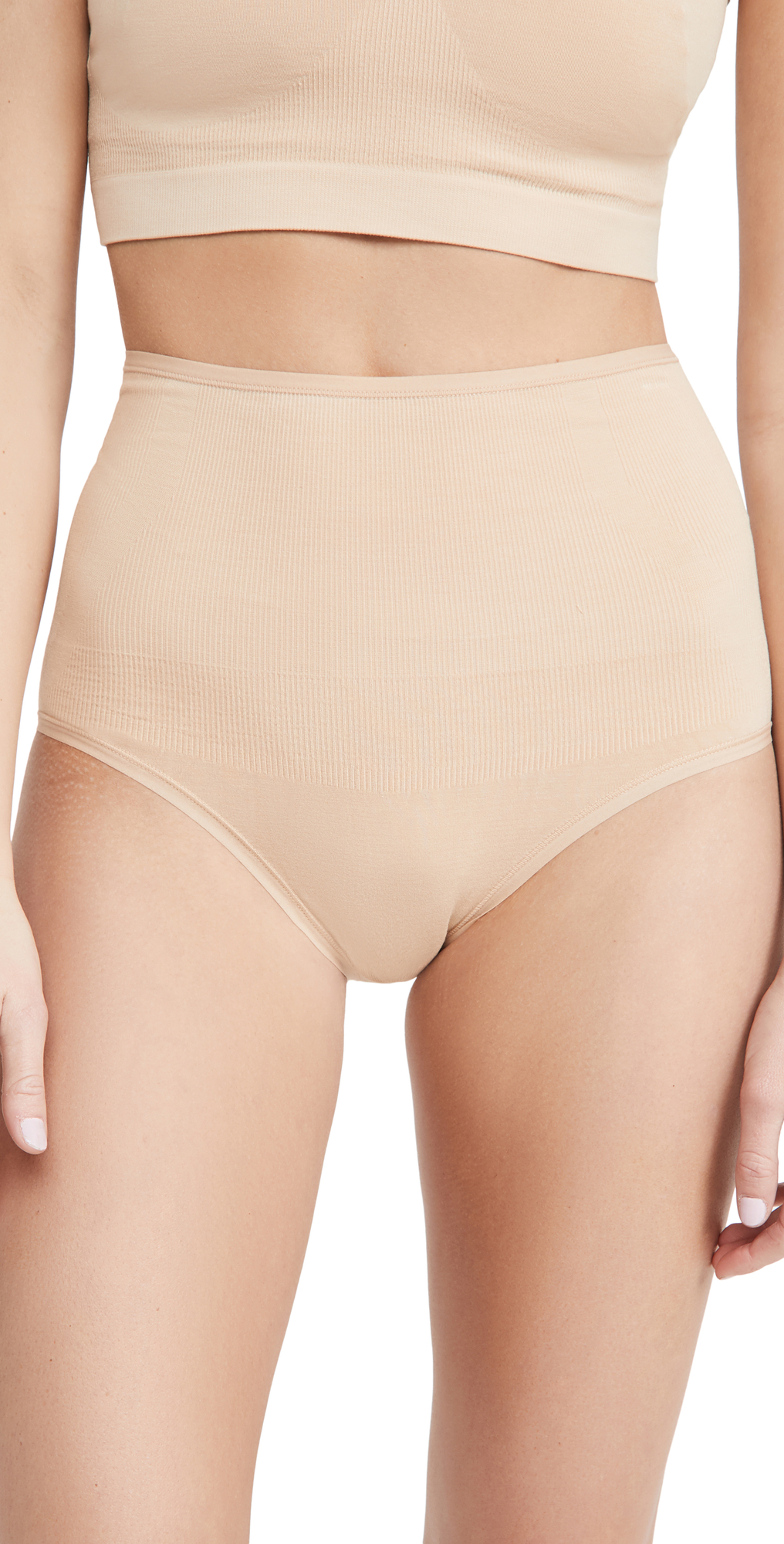 The Seamless Belly Briefs