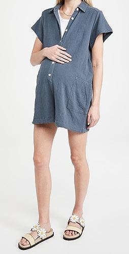HATCH - Lenora 短款连身衣