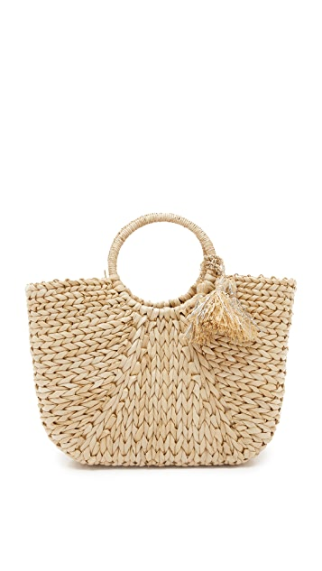 Hat Attack Round Handle Tote | SHOPBOP