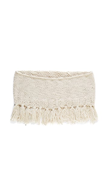 Hat Attack Knit Loop Scarf
