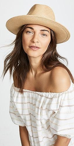 Hat Attack - Panama Continental Hat