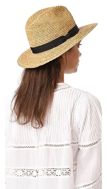 Hat Attack Crochet Braid Rancher Hat