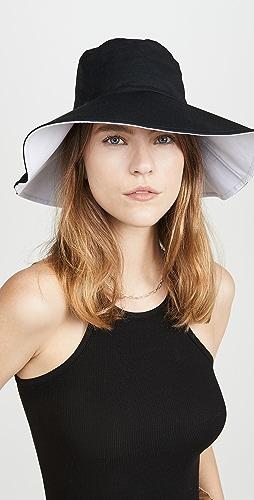 Hat Attack - Canvas Reversible Sun Hat