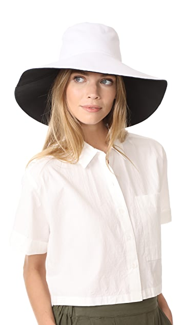 Hat Attack Canvas Reversible Sunhat