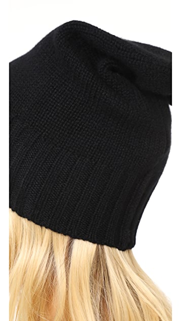 Hat Attack Slouchy Cashmere Hat