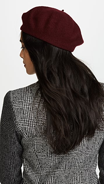 Hat Attack Wool Beret