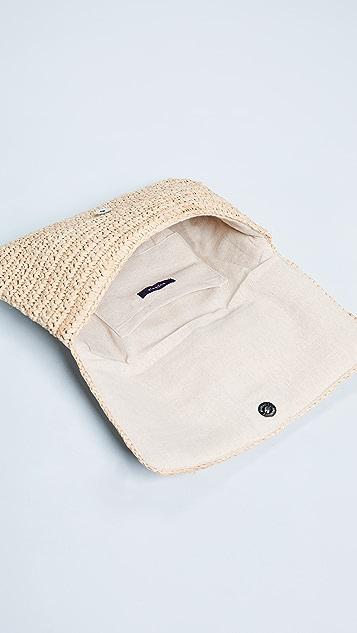 Hat Attack Crochet Clutch