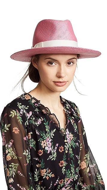 Hat Attack Panama Continental Hat