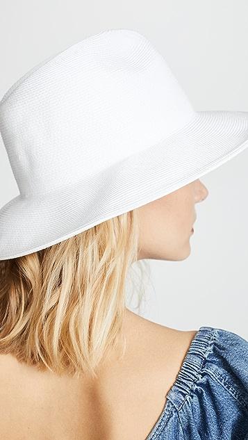 Hat Attack 细编费朵拉帽