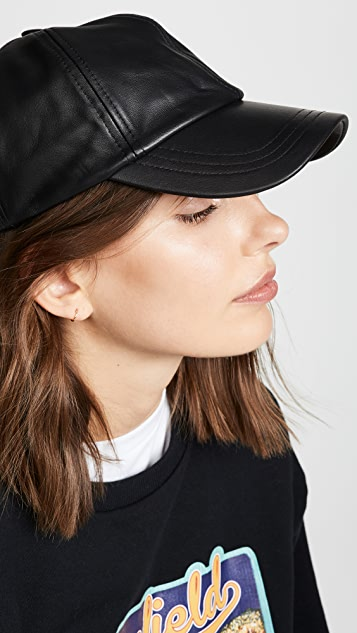 Hat Attack Luxe Baseball Cap