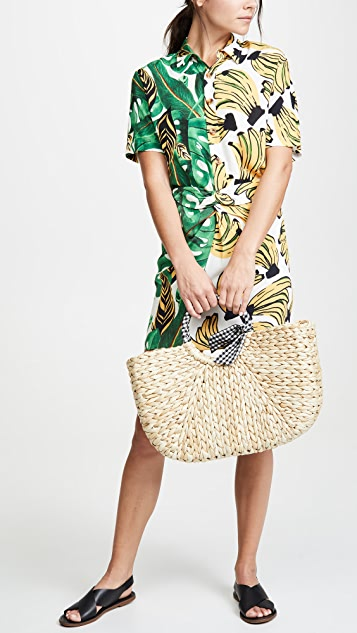 Hat Attack x Shoshanna Cayman Tote