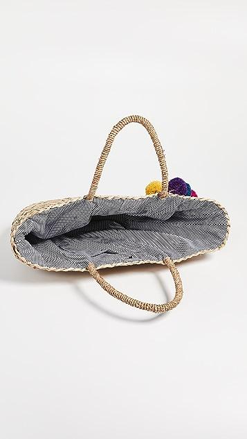Hat Attack Объемная пляжная сумка с короткими ручками Perfect