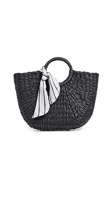 Hat Attack Olivia Round Handle Bag
