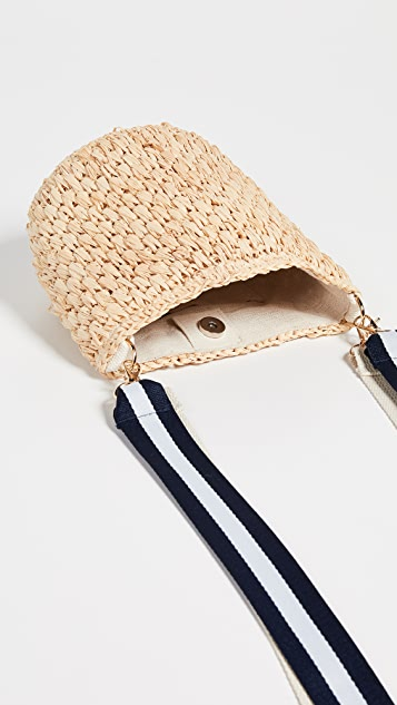 Hat Attack Couple Crossbody Bag