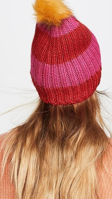 Hat Attack Happy Stripes Hat